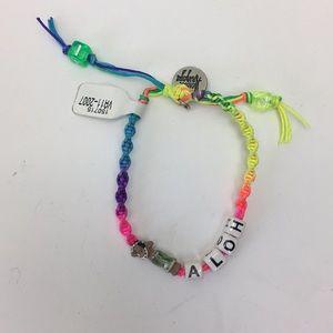 """Jewelry - """"Aloha"""" bracelet"""